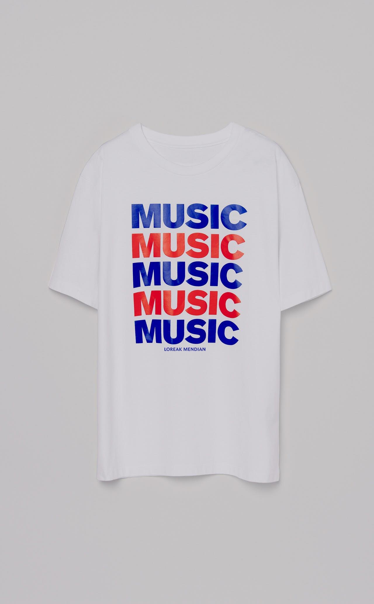 Camiseta Live