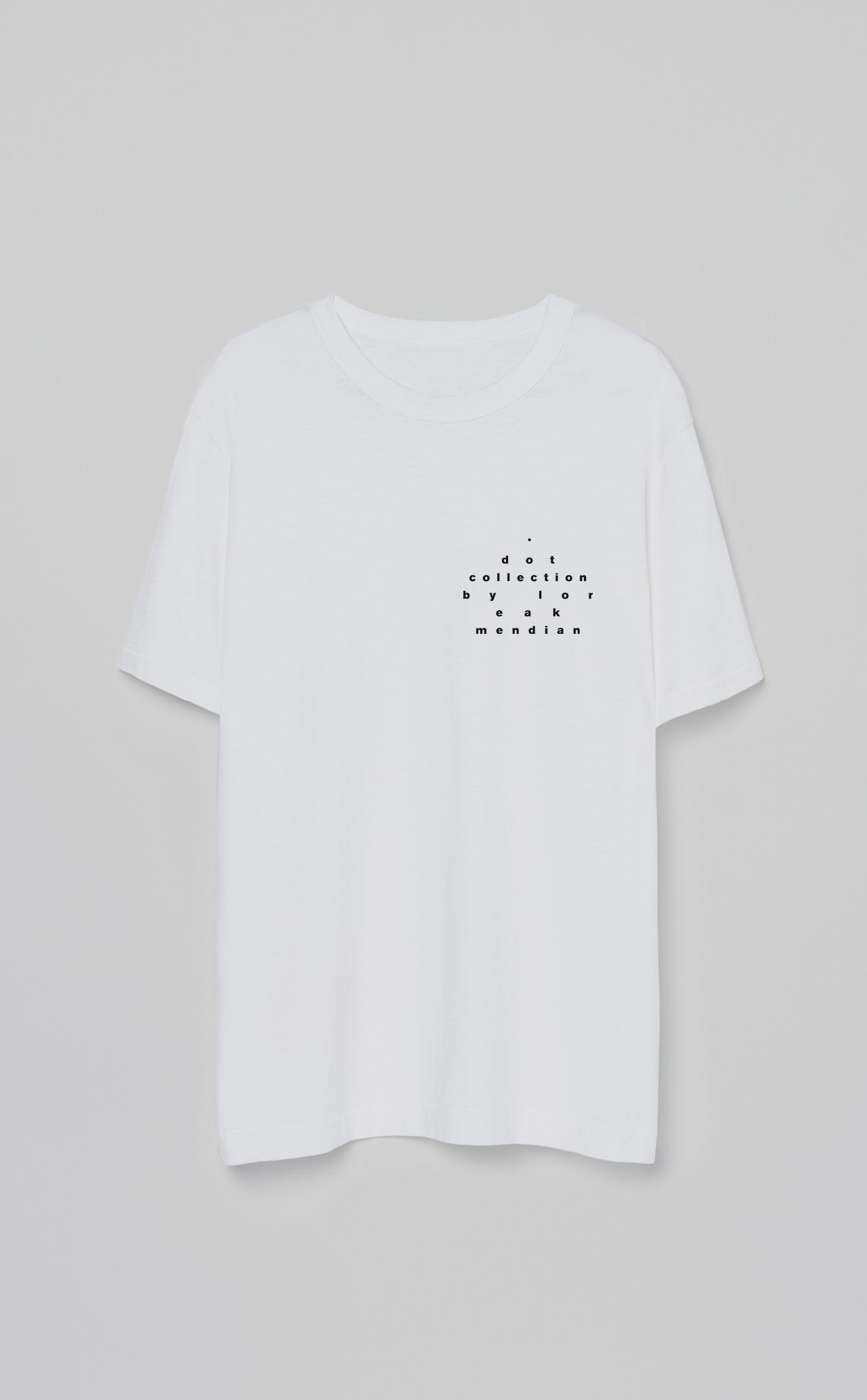 Camiseta Dot Text 2