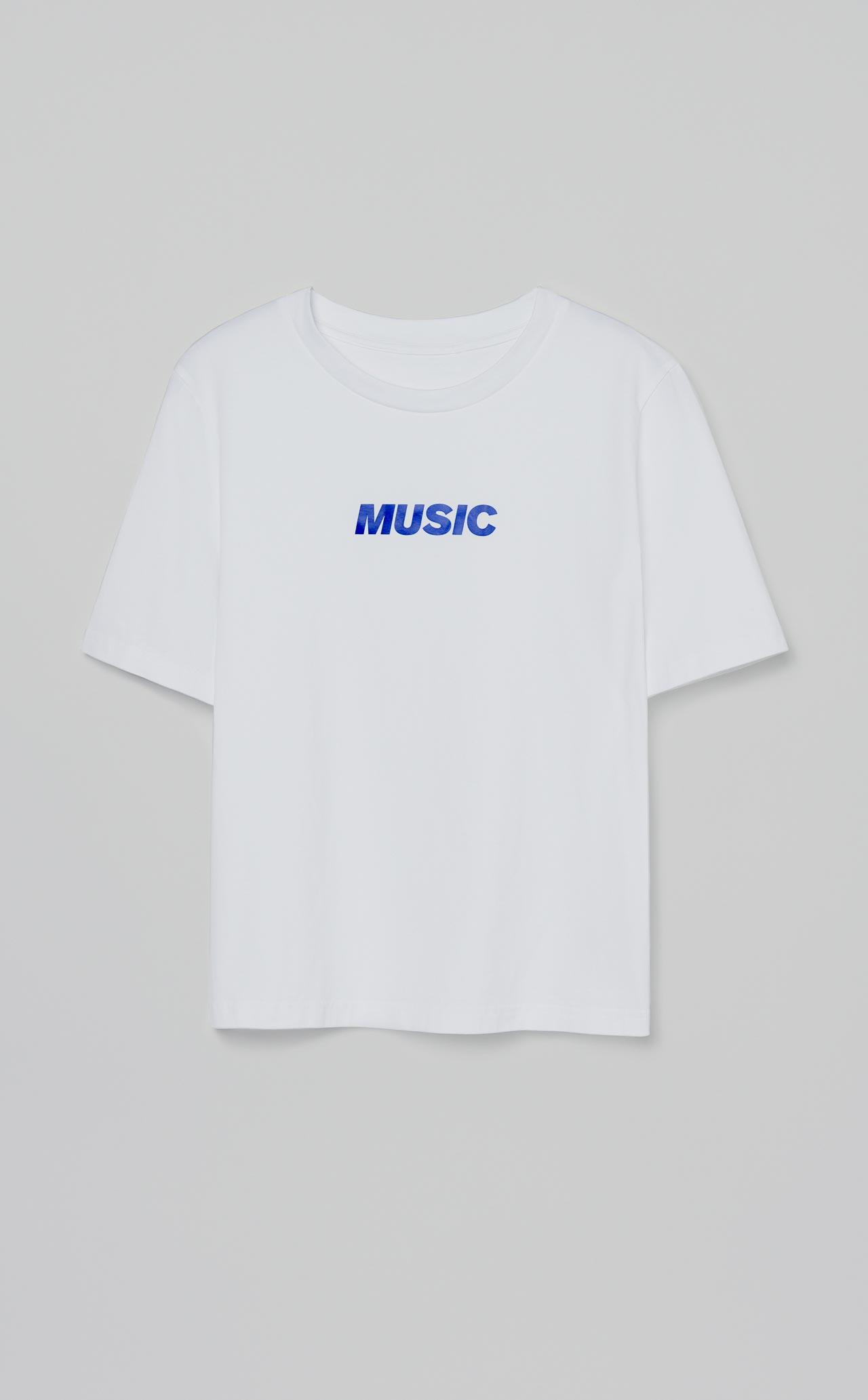 Camiseta Mus