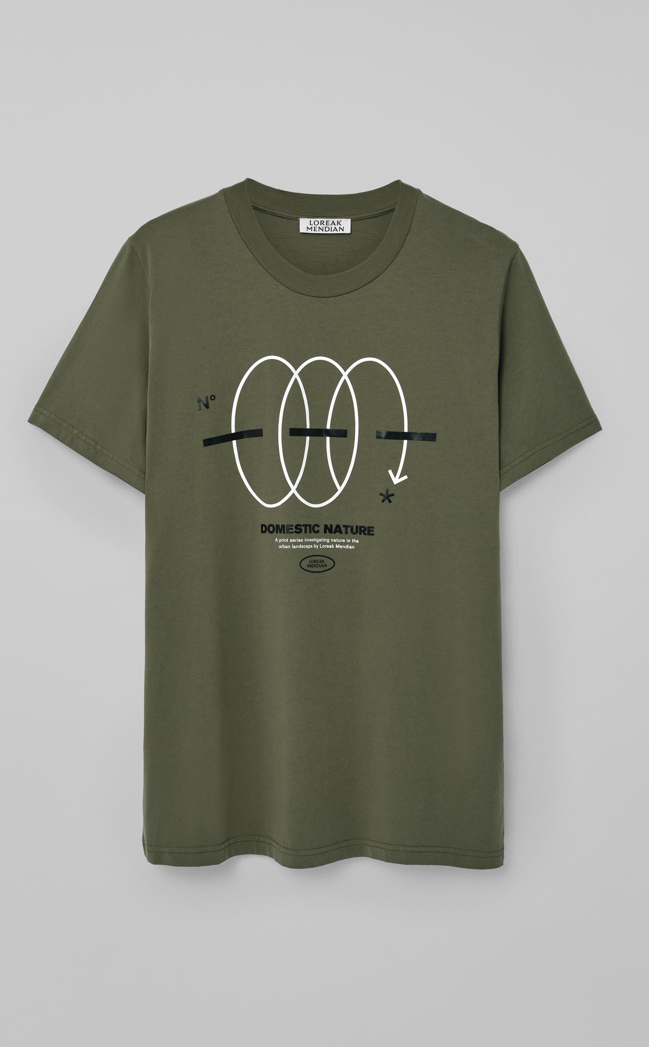 Camiseta Spiral