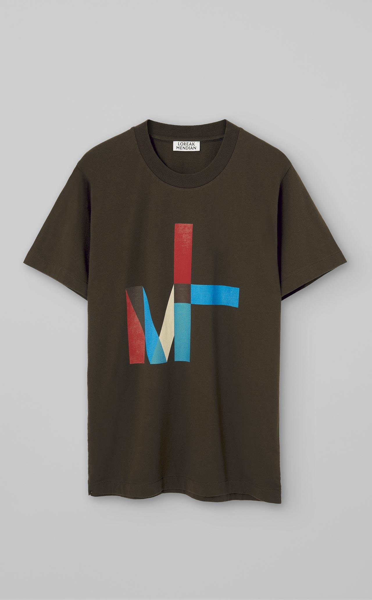Camiseta Multiple