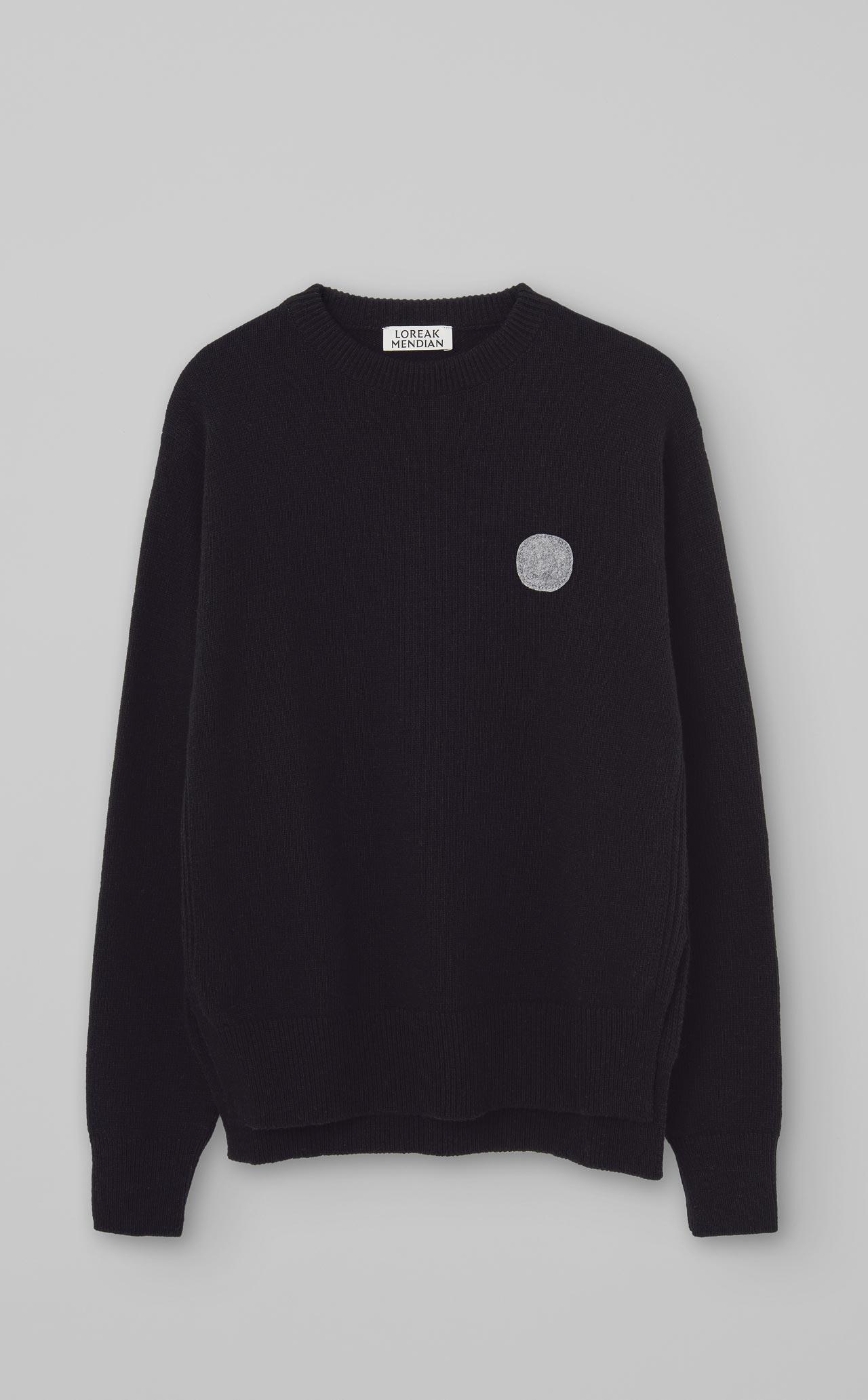 Jersey Knit Dot W