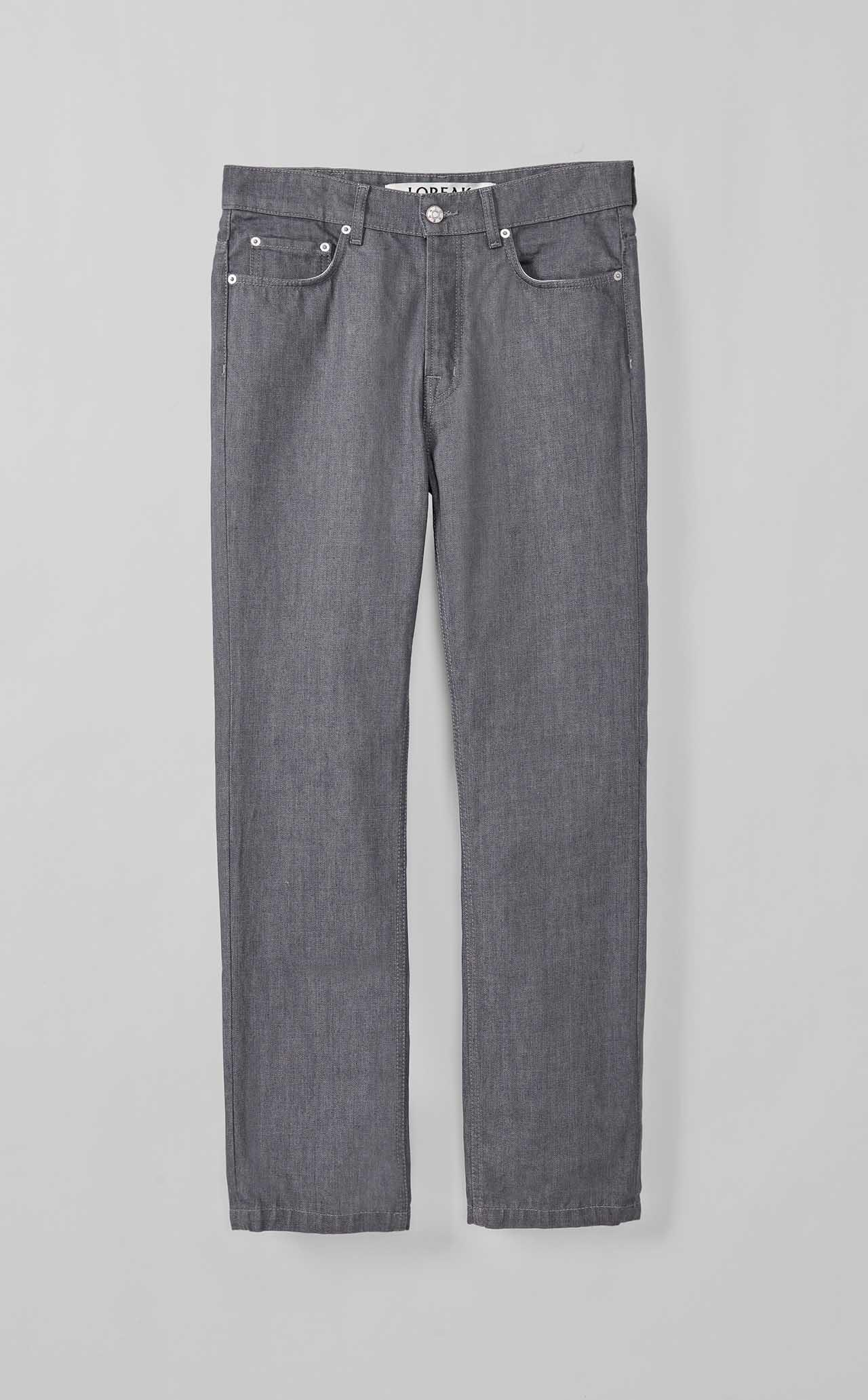Pantalón High Straight 4