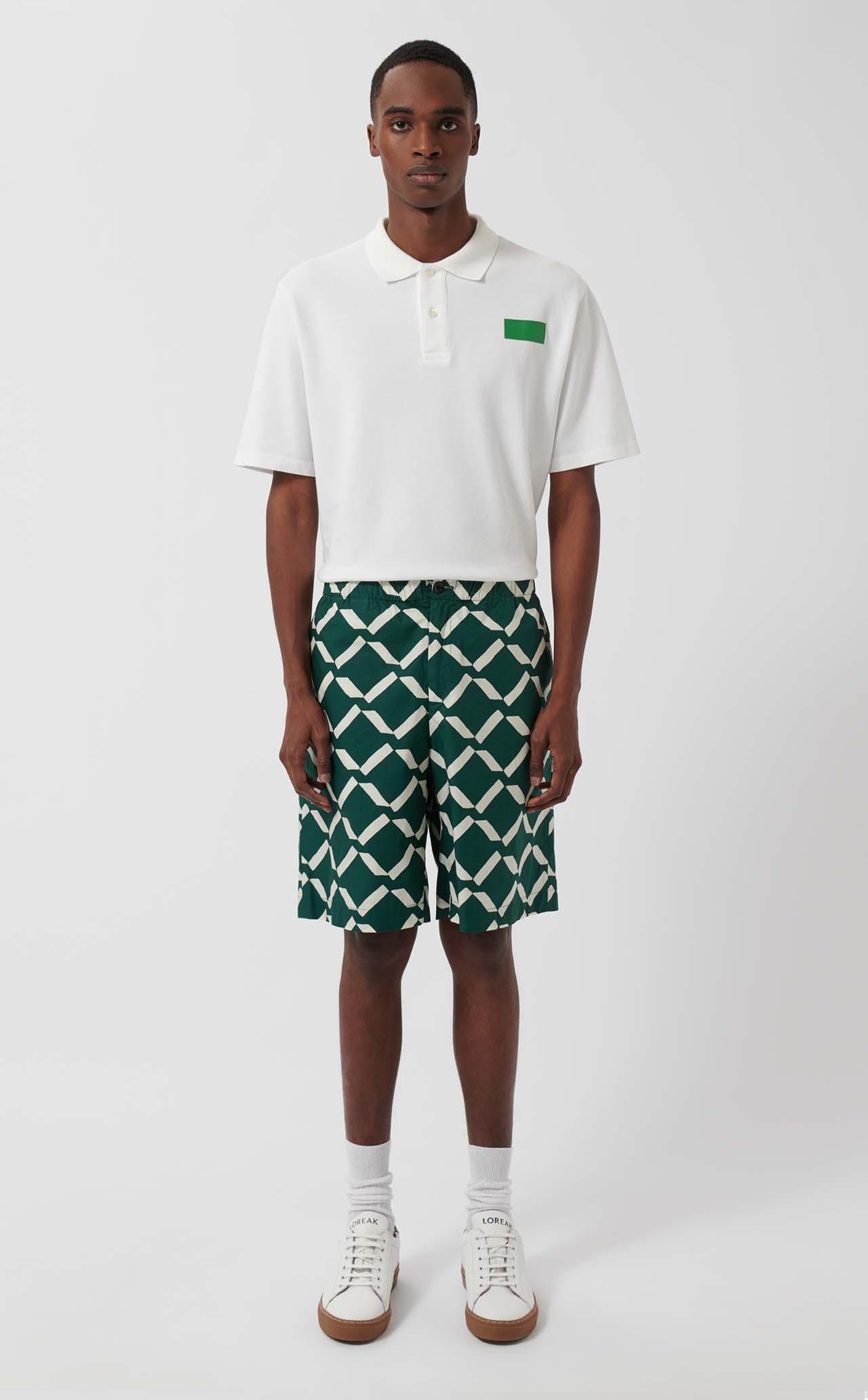 Work Bermuda Shorts